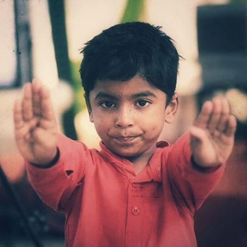Kid Naughty Play Ponrajanvikram Halvat Mopsy Portrait Childhood Children Bless
