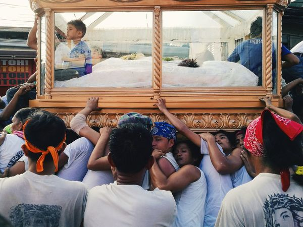 Eyeem Philippines Good Friday Holy Week Everyday People Human Condition Capture The Moment Telling Stories Differently Tradition Outdoors Street In Color EyeEm Best Shots Street Photography Philippines Your Design Story Collective Street Photos EyeEm Streetphotography Street The Photojournalist - 2017 EyeEm Awards