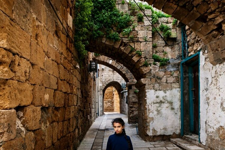 Accre. Israel Streetphotography Israel Girl One Person Street Stare Travel