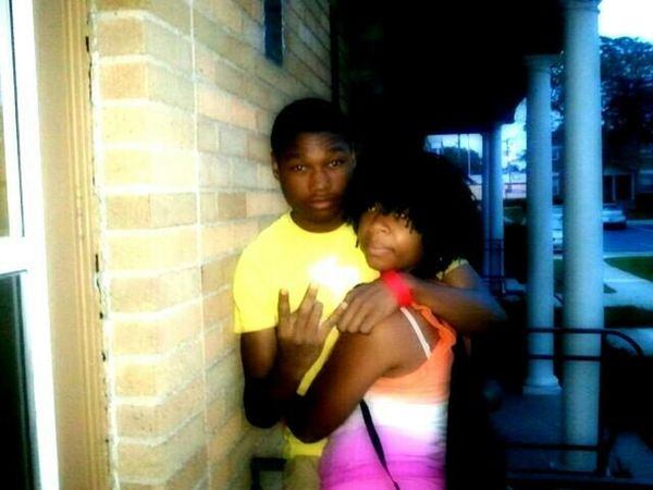 This Is Sooo Old Lol But Me & My Ex Fabian <\3
