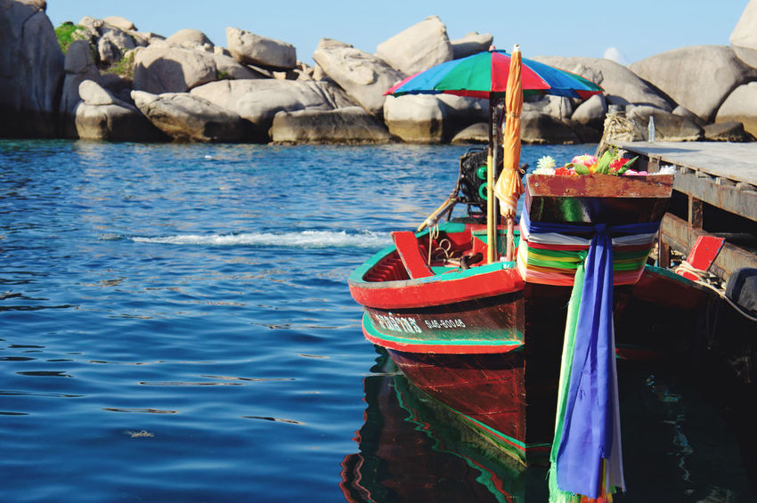 Beauty In Nature Day Nature Nautical Vessel No People Outdoors Sea Water