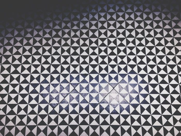 Textures And Surfaces Pattern Blackandwhite Tiles Interior Design Mesmerized