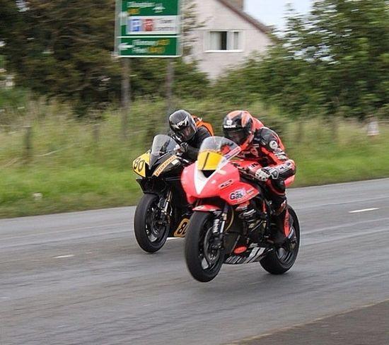 Motorcycles Road Racing