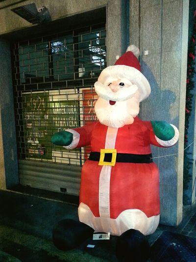 Babbo Natale Natale  Festa Alessandria
