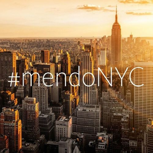 Yes please ? MENDO books goes NYC. And I'm going too if I win their awesome Mendonyc contest on mendo.nl/nyc