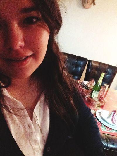 Paz&Amor❤️ Cena/añonuevo2015 Felizañonuevo2015❤️