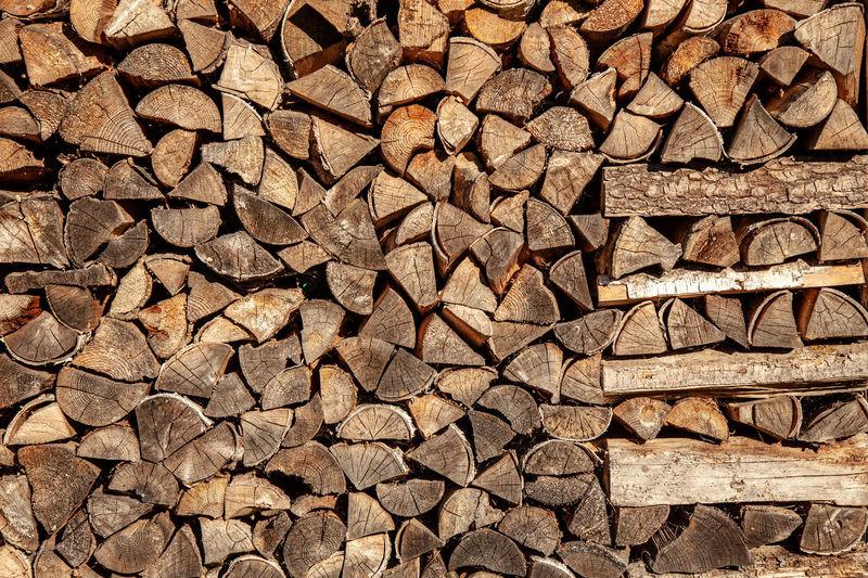 wall firewood ,