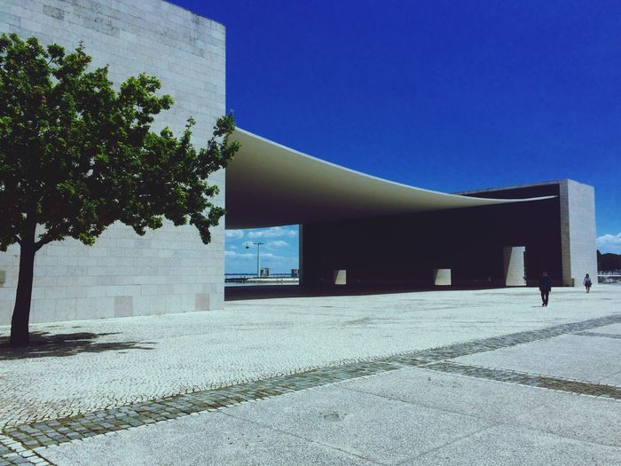 Low Angle View No People Day Architecture Lisbon Portugal Art Is Everywhere