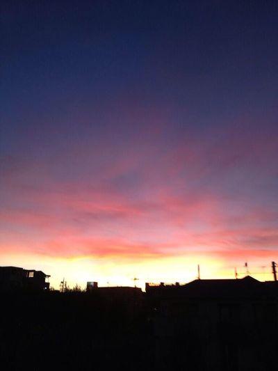 くも 雲 ソラ 空 Nature 自然 夕焼け