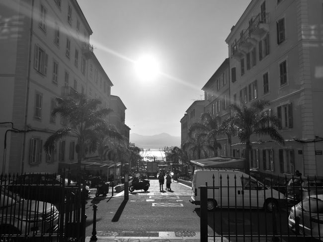 Building Exterior Architecture Outdoors Corse Light And Shadow Black And White Collection  Blackwhite Noir & Blanc  Noirphotography Noirblanc Ajaccio Welcome To Black Ombres Et Lumières Welcome To Black