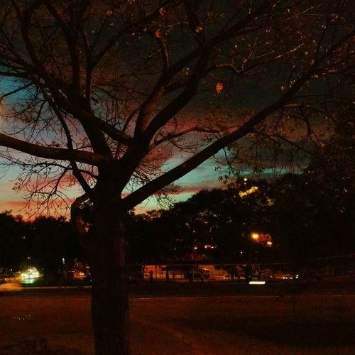 Sunset, Brasília