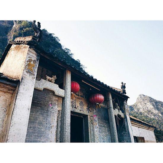 永豐祖廟. Temple China