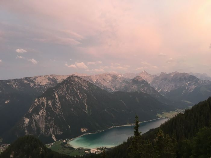 Nature Mountain Outdoors Achensee