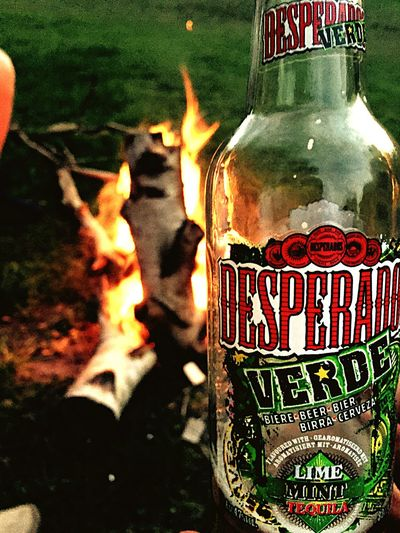 Desperados Desperados Beer Fire Chill Verde Sessie