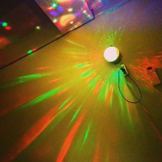 Portable Disco Light Blockparty