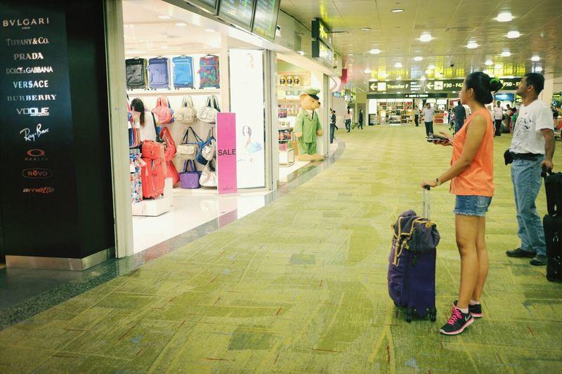 Changi International Airport! Singapore Hello World Enjoying Life Hi!