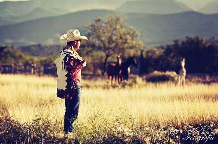 Ser vaquero es algo mas que un estilo de vida❤ First Eyeem Photo