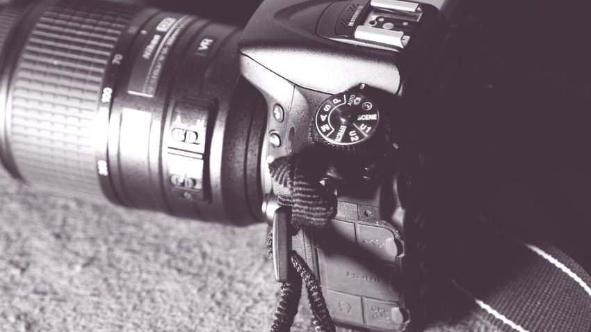 #photos #picture #photograph #pic #fotografia #instaphoto #camera #color Indoors  Close-up No People Photography Themes Technology Camera - Photographic Equipment Day