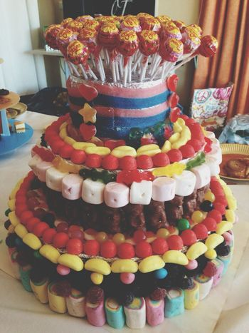 Candy Cake Food