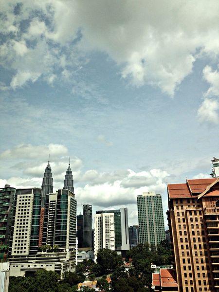 missing KL already City Kuala Lumpur Cloudporn Building