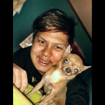 Selfie w/ Chachi Loves!! :)