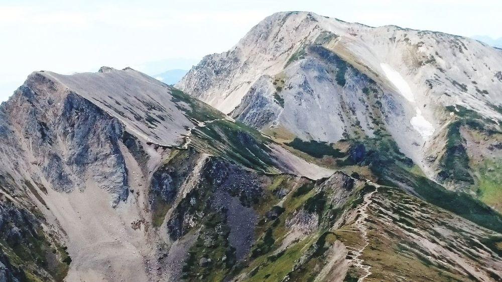 mtshirouma~threepeaks Japan Japanalps Mtshirouma Mtshakushi Mthakubayari Nagano Mountain Skyrunning