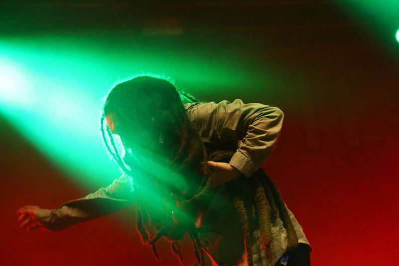 Touched by the light -with Alborosie- (Reggae Sun Ska, Bordeaux, FRANCE) Green Light Light Music Reggae Reggae Festival Reggaemusic Dreadlocks Alborosie Contrast Colors Concert Photography Singing Heart Popular Music Concert Performance Festival Season Music Festival One Person Music Person Young Adult People Adult Horizontal Performance Arts Culture And Entertainment