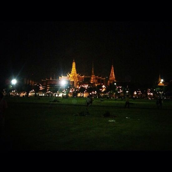 night at Bangkok is beautiful.