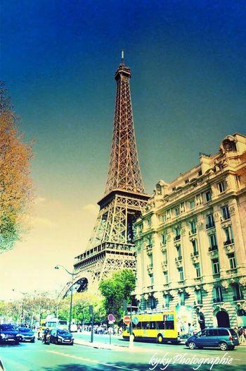 Paris Effel Tower La Tour Effel Photo