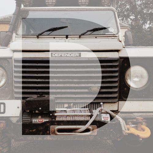 Land Rover VSCO Cam Shootermag