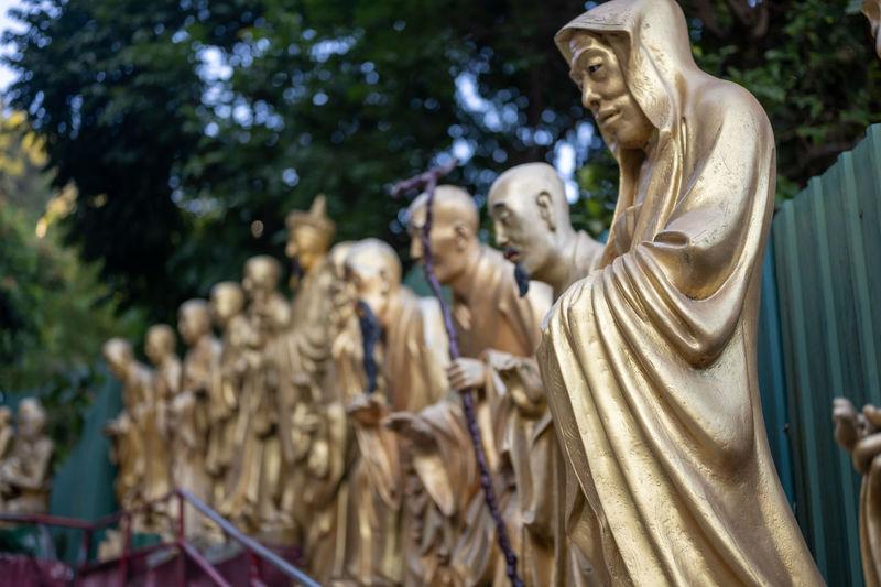 Statue of angel sculpture