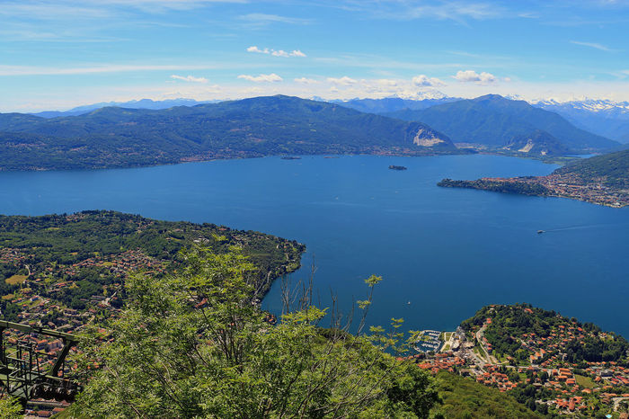 Geeat view overlooking Lake Maggiore, Italy Water Reflection Travel Lake Blue Sky Mountain Range Tourism Landscape Travel Destinations Mountain Cloud - Sky Nature No People Italy Italy❤️ Italy🇮🇹 Italy Holidays Italy Photos Italy 🇮🇹 Italygram Italyiloveyou Greatview ıtaly Greatviews