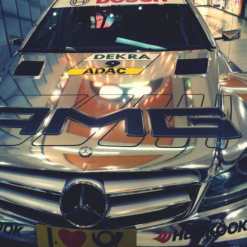 Mercedes Benz DTM Racing Car