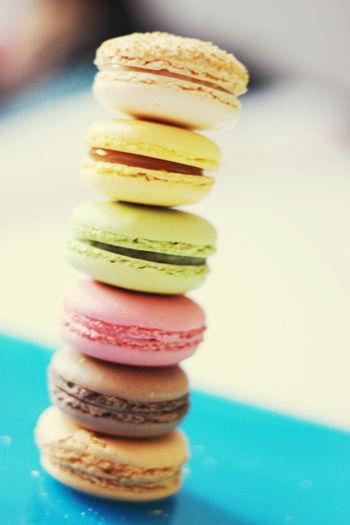 Close-up of dessert