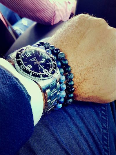 Second Acts Longines Watches Aurumbrother Lifestyles Blueandblack Blue Black