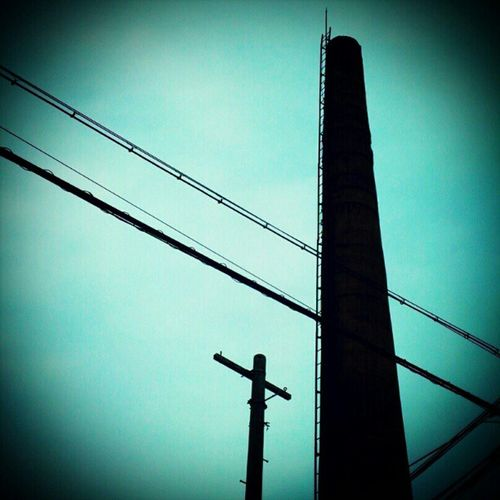 #chimney #electricline Chimney Electricline