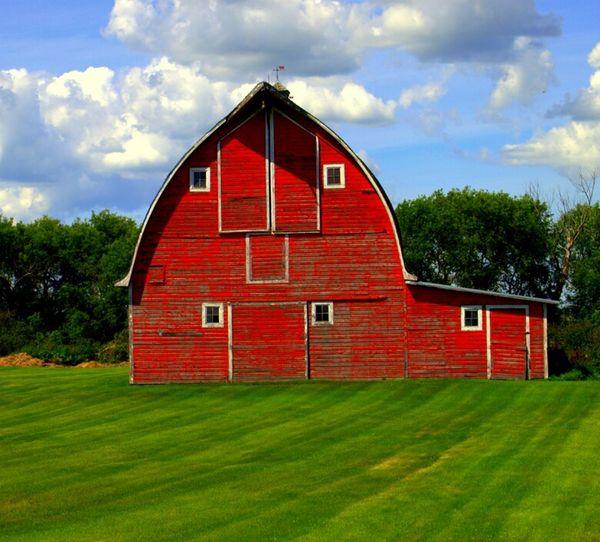 Landscape Barn Farm