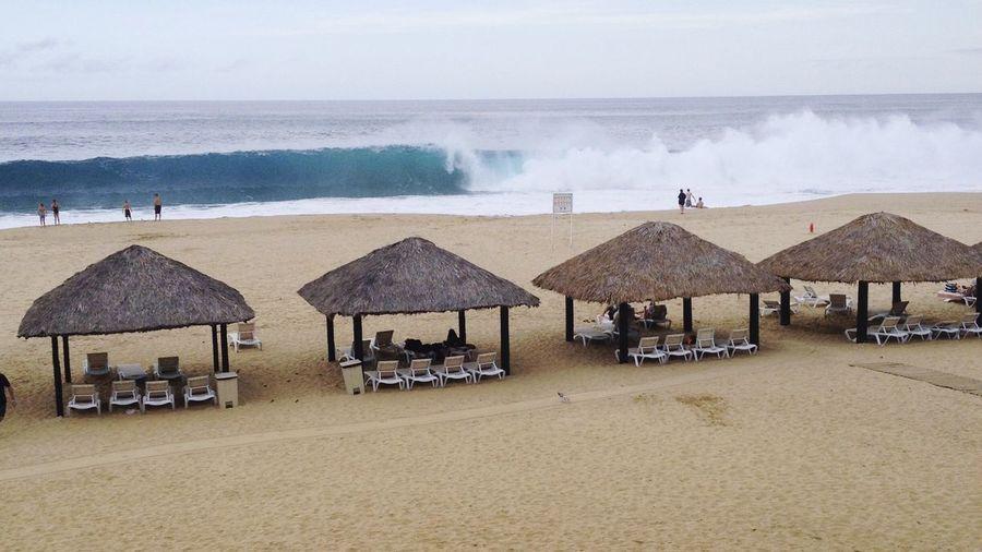 🌊 Beach Cabo Cabo San Lucas Waves Ocean Water Sand Cabaña Daytime Photography