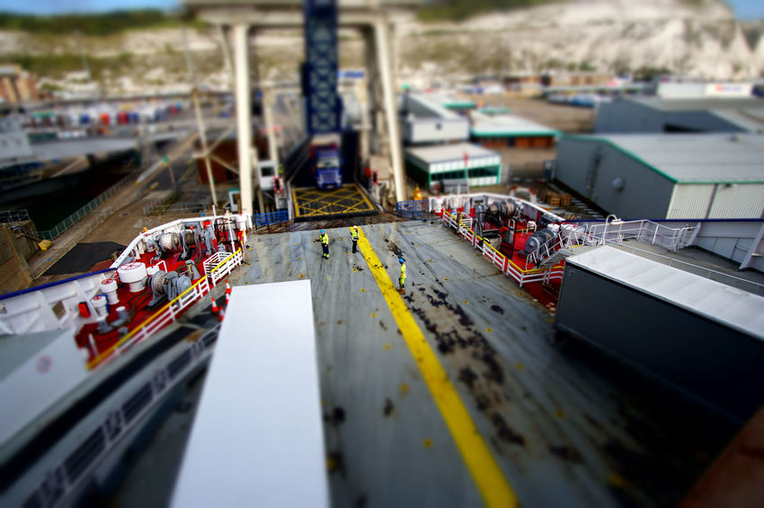 Walimex 12mm Close-up Day Miniature Mode Of Transport Moored Nautical Vessel Outdoors Selective Focus Tilt-shift Transportation Water