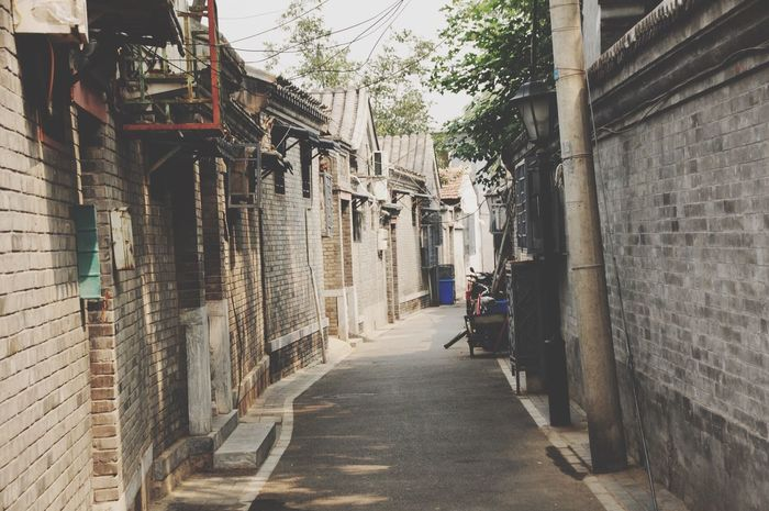 Building Exterior Architecture Built Structure Beijing, China Travelling Traveling Viajando China Tourist Attraction  City Hutong Hutong Life Tourism Beijing Travel Destinations Hutongs Hutong Street Street Peking