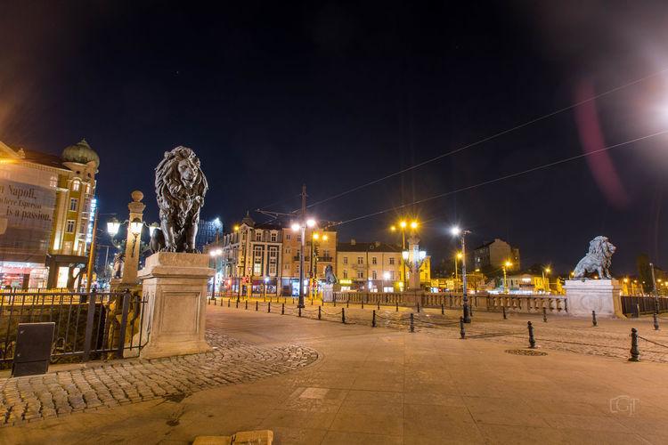 Sofia night -