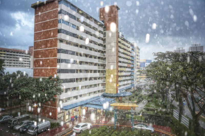 Rain Rainy Days Raining Again