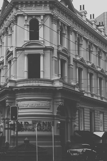 Wellington  Black And White Discover Your City Traveling