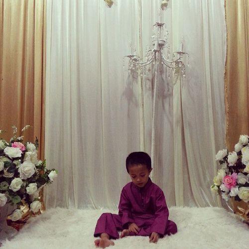 new bride???..hahaha Rehatsebentar