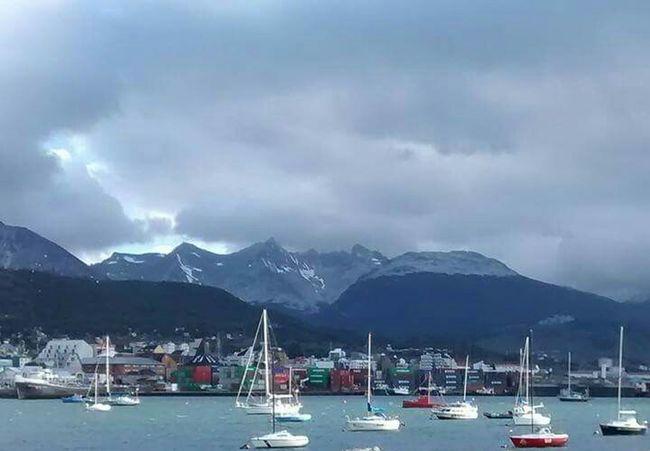 Live For The Story Ushuaia Argentina