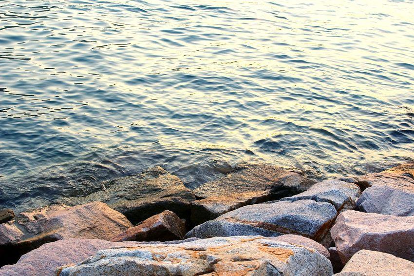 2015 Life In Hong Kong· Seaside HongKong Relaxing Sea_collection Rocks