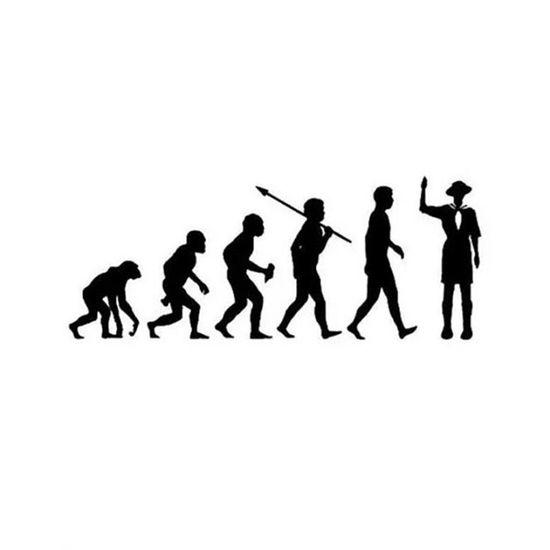 Ahahahah Fazzolettone Scouting Sirbadenpowell Evolution