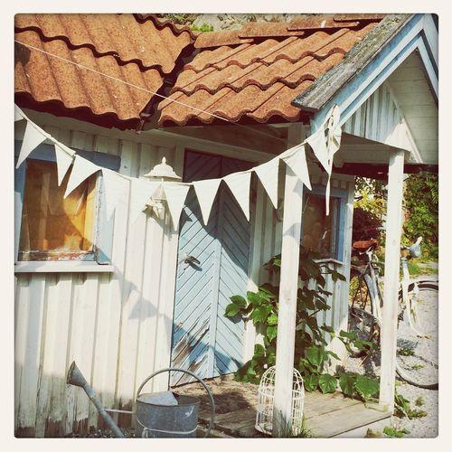 Small House Beautful Summer