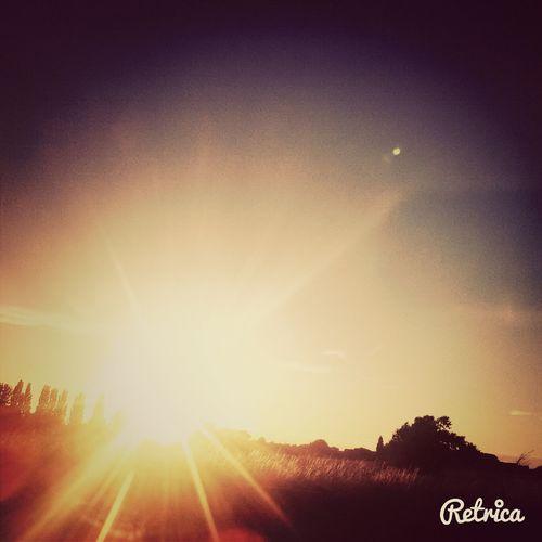 Saying Bye To The Sun Clouds And Sky... Malgré Tout Fin De Journée #BonneNuit