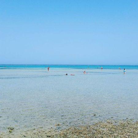 Bella come una mattina d'acqua cristallina ❤ Sea Marsaalam 2015  Estate2015 happyme sole vacanze ferie unimi universitariainvacanza